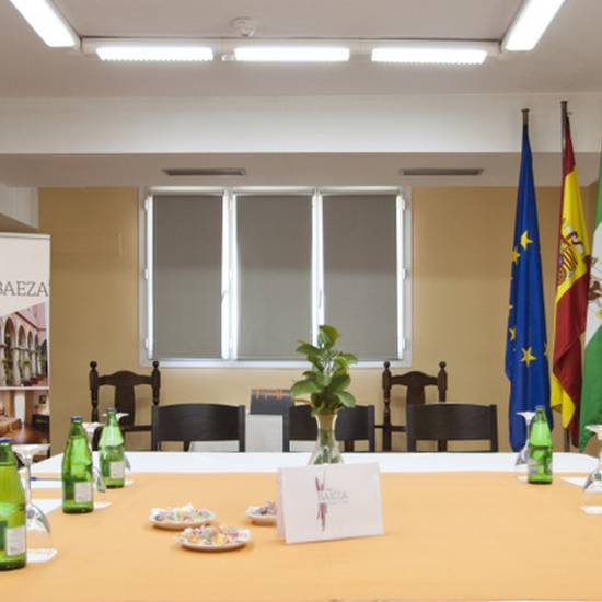 Meetings and events trh ciudad de baeza hotel